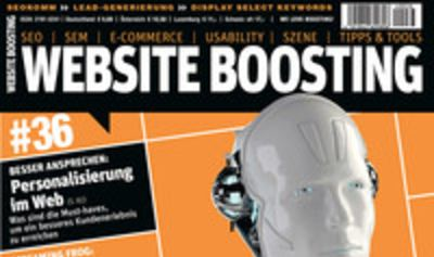 Website Boosting Magazin Nummer 36