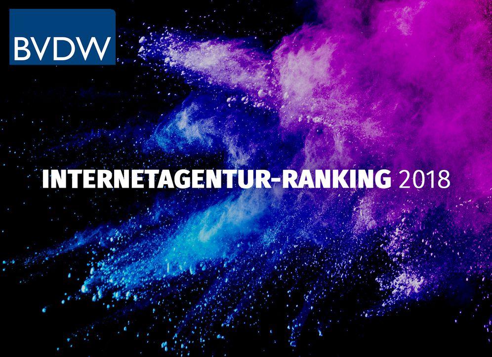 4. Platz für diva-e im Internetagentur-Ranking