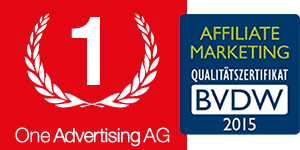 BVDW Affiliate Marketing Qualitätszertifikat 2015
