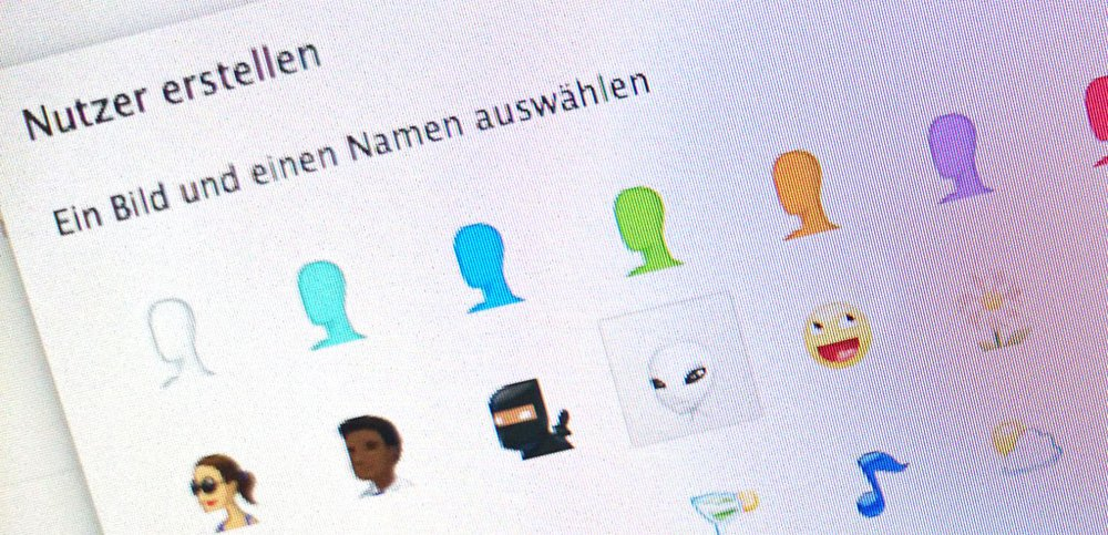 Neuer User in Chrome anlegen