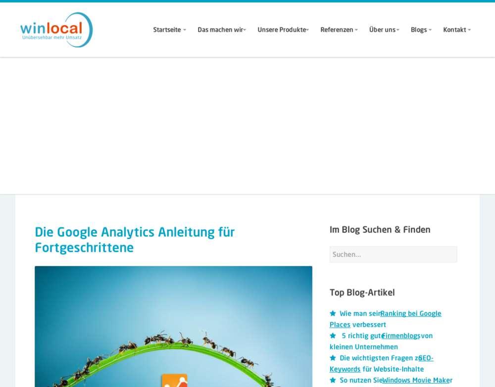 Web Analytics eine der wichtigsten SEO Disziplinen