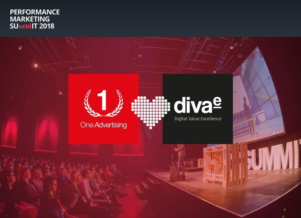 One Advertising + diva-e auf dem Performance Marketing Summit 2018