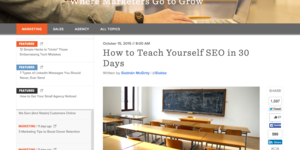 HubSpot Blog: SEO-Grundwissen in 30 Tagen