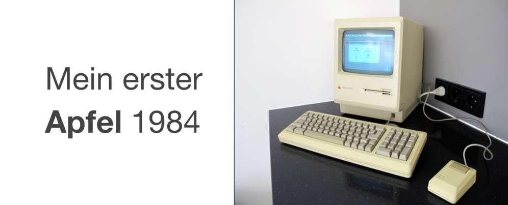 Mein erster Mac 19984