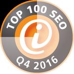 Top 100 SEO-Dienstleister Q4/2016