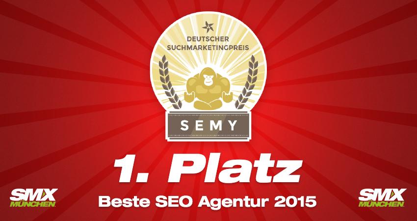 Beste SEO Agentur 2015