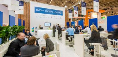 BVDW Digital Lounge auf der dmexco