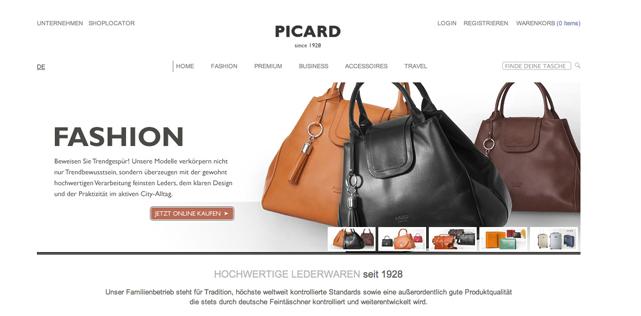 www.picard-lederwaren.de