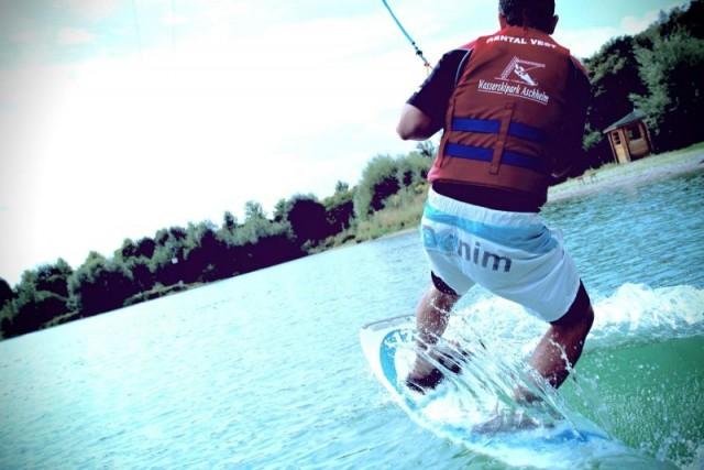 One Beach Day 2012 | Die One Advertising AG im Wasserskipark Aschheim