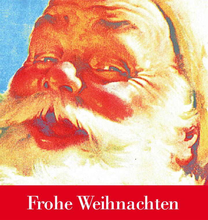 Die One Advertising AG wünscht Ihnen Frohe Weihnachten 2012