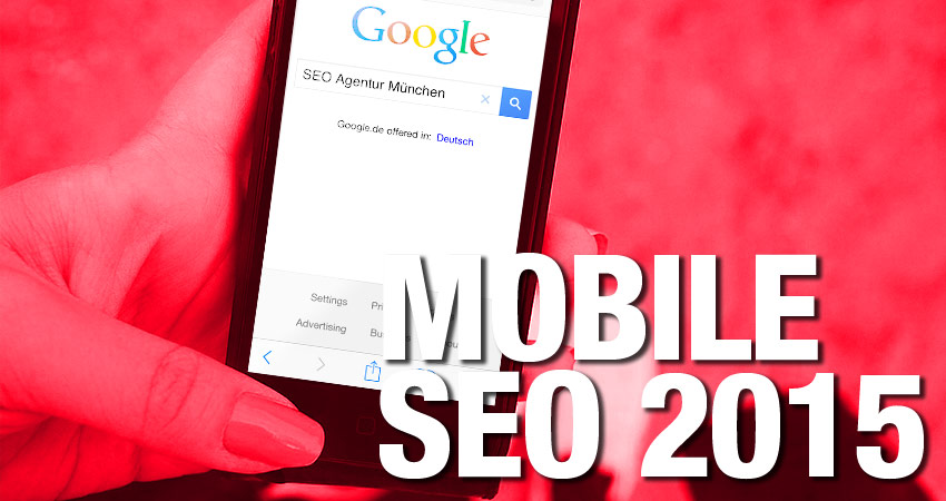 One Mobile SEO 2015