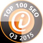 Top 100 SEO Dienstleister Q3/2015