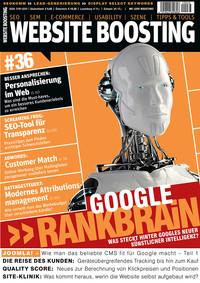 Website Boosting Magazin Nummer 36